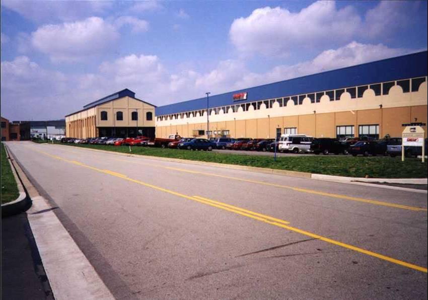 McKeesport Commons I & II - Industrial Center of McKeesport (Mon Valley)