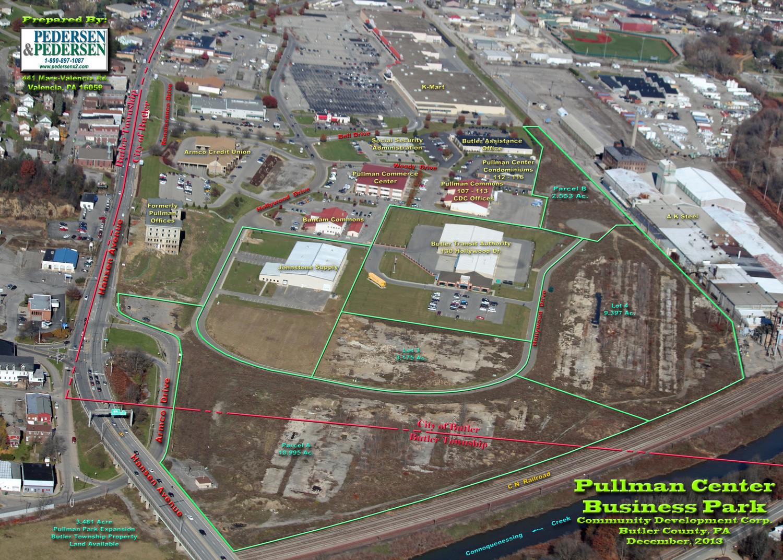 Pullman Center Business Park - Butler County
