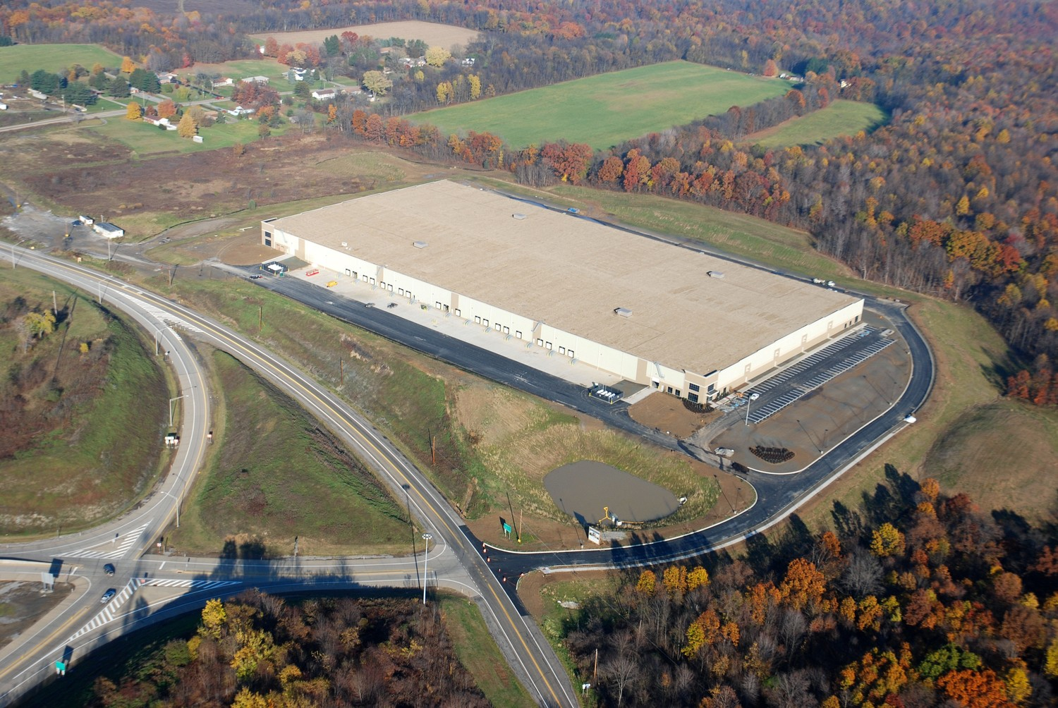 Turnpike Distribution Center - Beaver County